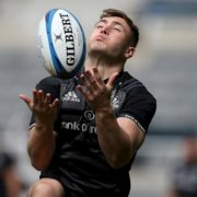 Learning Larmour happy to be Leinster's Mr Versatile