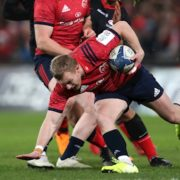 Peter O'Mahony touches down as Munster see off Sarries
