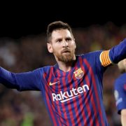 European wrap: Messi blasts hat-trick for brilliant Barca