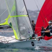 Auckland agony for Irish sailors as championship ends without qualification for Tokyo 2020