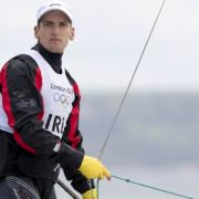 Mixed fortunes in Auckland but Olympic hopes remain alive for Irish sailors