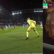 WATCH: Martial Scores In Manchester Derby As Sir Alex Watches!