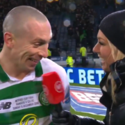 WATCH: Scott Brown admits losing his medal right after Betfred cup final