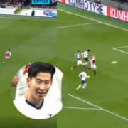WATCH: Sonaldo Dribbles Entire Pitch And Scores Amazing Solo Goal! This Will Be Tottenham's Goal Of The Season