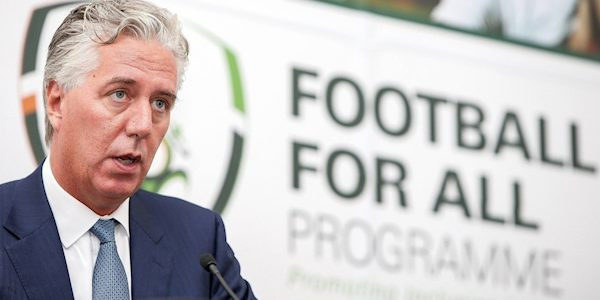 The FAI owes €62.3m, around half of it related to Lansdowne Road mortgage