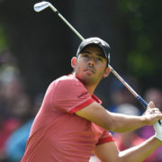 Tiger Woods inspires Pablo Larrazabal to painful victory at Leopard Creek