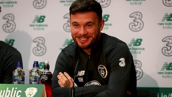 Ireland's Scott Hogan joins Birmingham on loan after Stoke stint is cut short