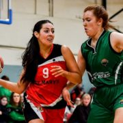 Claire Melia lines out for native club Portlaoise; US college career may be impacted
