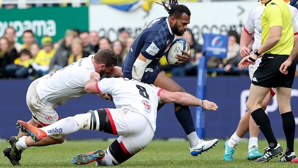 Clermont seal Champions Cup quarter-final place with Ulster victory