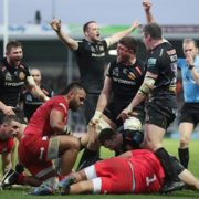 Exeter donate share of Saracens' fine to charity