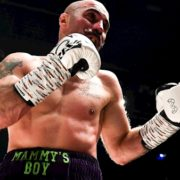 Gary 'Spike' O'Sullivan to 'take a break from boxing' after losing in Texas
