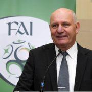 Gerry McAnaney named new FAI President