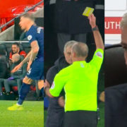 "WATCH: Mourinho Calls Southampton Coach ""An Idiot"" After Jose Was Booked For Spying"