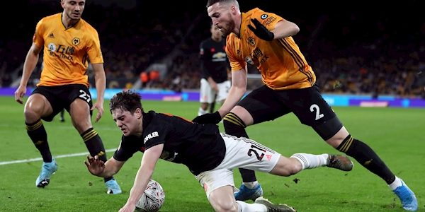 Matt Doherty confident Wolves can finish the job against Manchester United