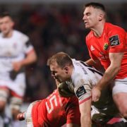Ulster off to great start to the New Year with win over Munster