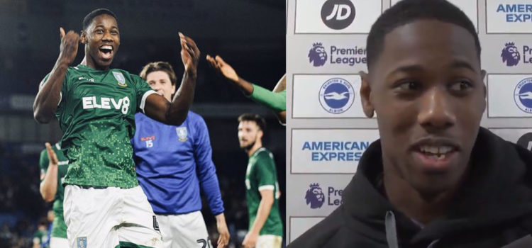 WATCH: 19 Year Old Sheffield Wednesday Player Gives Best Football Interview Of All Time