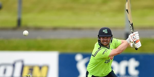 Paul Stirling steers Ireland to four-run win over West Indies