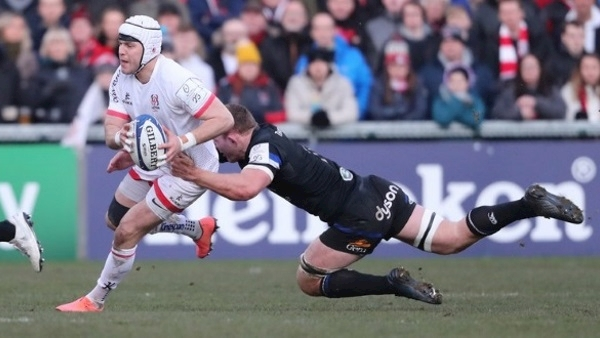 Ulster's victory ensures quarter-final place