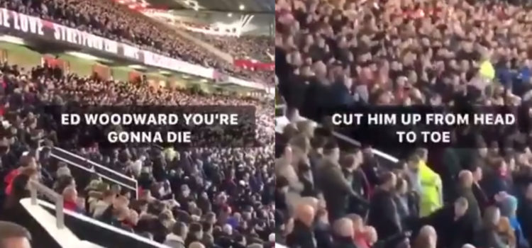 WATCH: What Should Happen To United Fans Who Chanted About 'Killing' Ed Woodward?