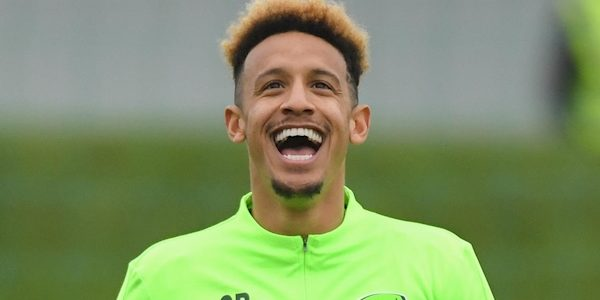 West Brom announce signing of Ireland's Callum Robinson on loan