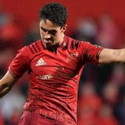 Carbery to start at out half; Munster and Ulster teams named