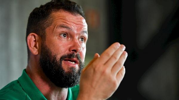 Plenty still to fix despite two wins, says Andy Farrell