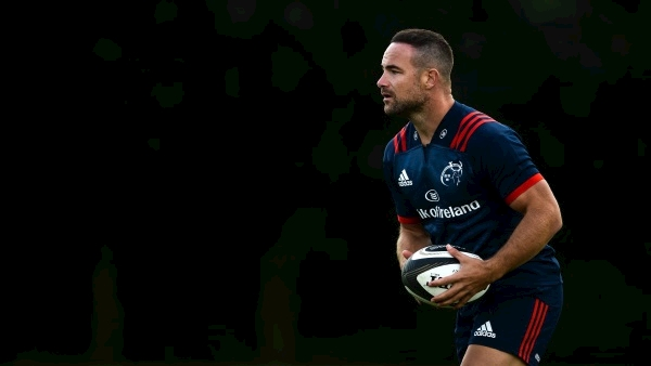 Former Munster scrum-half Alby Mathewson to join Ulster