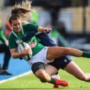 Adam Griggs makes two changes to Ireland's women's team for England clash
