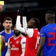 Late extra-time goal knocks Arsenal out of Europa League
