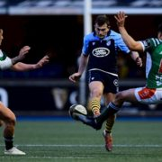 Blues surge in second half to stay in play-off contention