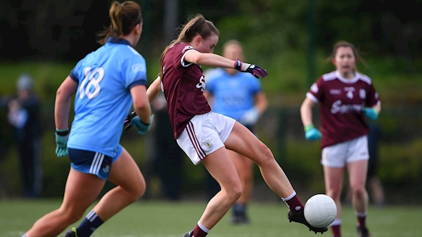 Leonard cousins steer Galway to convincing victory over Dublin Ladies