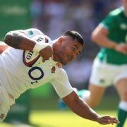 Manu Tuilagi to start against Ireland; Eddie Jones reshuffles England back three