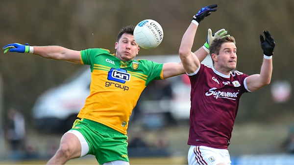 'He gave them every chance': Pádraic Joyce unhappy with added time in Galway win