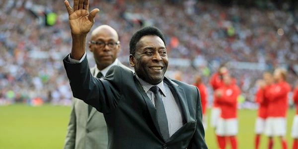 'Fragile' Pele embarrassed to leave his house, says son