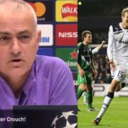 WATCH: Jose Jokes About Bringing Peter Crouch Back To Spurs And Crouch Has Responded