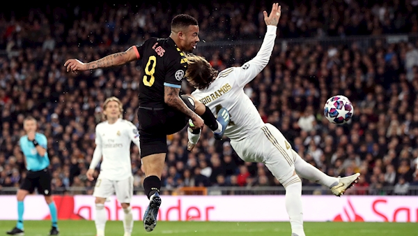 Manchester City fight back to beat Real Madrid at Bernabeu