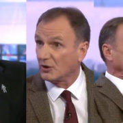WATCH: Jeff Stelling and Thompson Row On Soccer Saturday Over 'Lucky Liverpool'