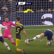 WATCH: Tottenham Win FA Cup Tie With Late Penalty After 'Blatant' Son Dive