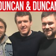 Duncan & Duncan Rugby:  Sherry's dream career and injury nightmare. Munster overlooking the AIL