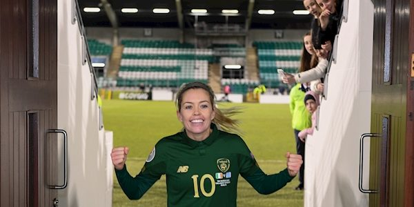 This is our time, says Denise O'Sullivan