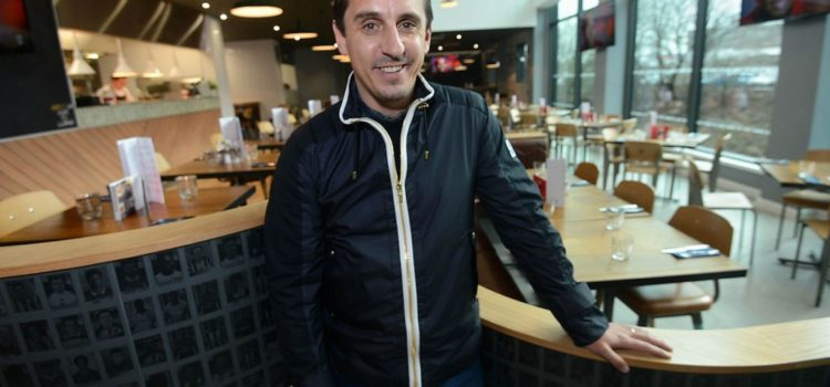 WATCH: Gary Neville's Hotel Will Be Free For NHS Workers In Manchester So They Don't Take Covid-19 Home To Their Families