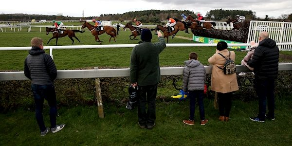 British horse racing to go behind closed doors until end of March