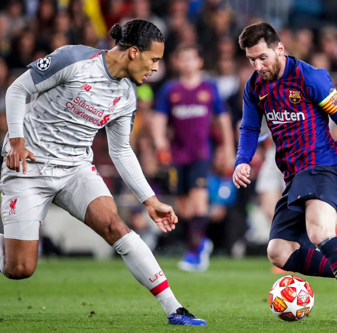 VVD Names His Toughest Opponents And More In Twitter Q&A