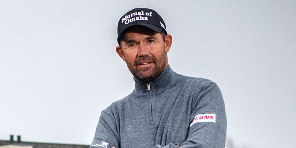 Padraig Harrington optimistic Ryder Cup will be played in September as planned