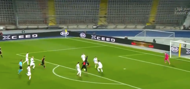 WATCH: Odion Ighalo scores stunning strike to open scoring against LASK