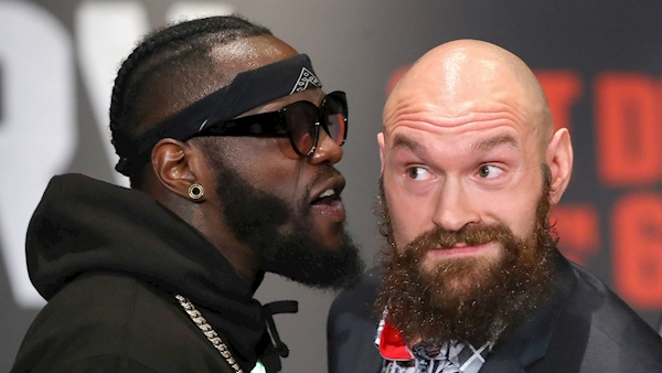 Deontay Wilder recovering from bicep surgery after loss to Tyson Fury