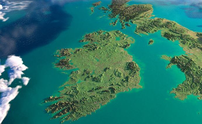 QUIZ: Can you name all 32 counties of Ireland?
