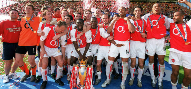 QUIZ: Arsenal fans, how well do you remember the 'Invincible' season?