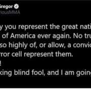 McGregor Goes On Insane Twitter Rant Calling Out The Entire Division
