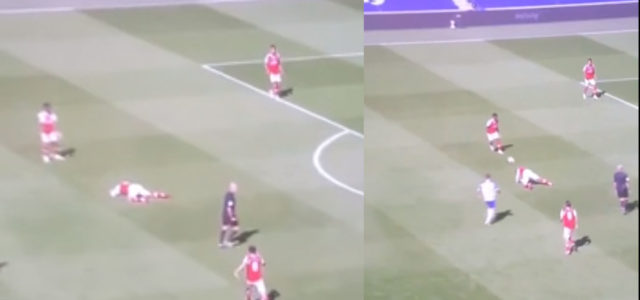 WATCH: Dani Ceballos Produced The Greatest Nutmeg Pass Of All Time